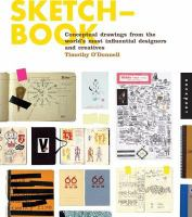 Sketchbook : conceptual drawings from the world's most influential designers /