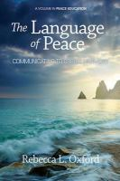 The language of peace : communicating to create harmony /