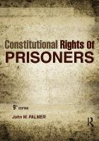 Constitutional Rights of Prisoners.