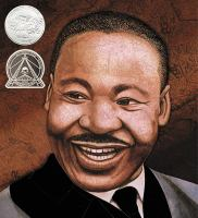 Martin's Big words : the life of Martin Luther King, Jr. /
