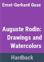 Auguste Rodin, drawings and watercolors /