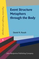 Event structure metaphors through the body : translation from English to American Sign Language /