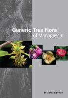 Generic tree flora of Madagascar /