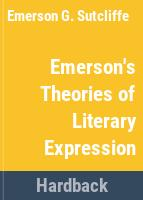 Emerson's theories of literary expression.