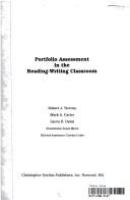 Portfolio assessment in the reading-writing classroom /