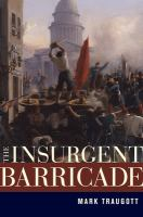 The Insurgent Barricade.