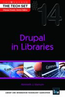Drupal in Libraries : (THE TECH SET® #14).