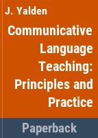 Communicative language teaching : principles and practice /