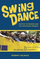 Swing dance : Justice O'Connor and the Michigan muddle /